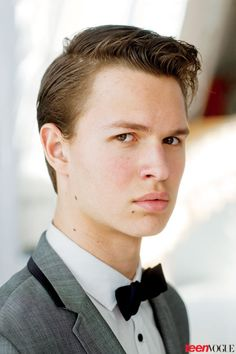 Ansel Elgort Opens up to Teen Vogue About 'TFIOS,' His Relationship with Shailene, and Being Secretly Nerdy