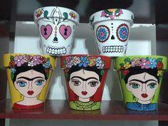 Bottle Painting, Diy Painting, Plastic Bottle Art, Mexican Party, Terracotta Pots, Mandala Art, Favorite Holiday, Birthday Decorations, Cactus Plants