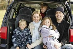 Family car cleaning, organizing and carpool tips.