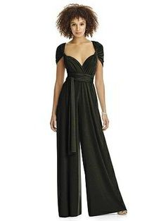 f9f733df6c7b 347 Best BLACK BRIDESMAID DRESSES + WEDDINGS images | Alon livne ...