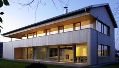 09 EFH Füss Burgberg : Hofhus : Architektur Jürgen Hagspiel