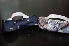 gifts for guys guest tutorial- no sew bow tie by olivia renn   kojodesigns