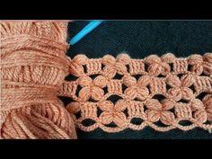 Crochet Box Stitch, Crochet Lace Scarf, Crochet Crocodile Stitch, Crochet Purse Patterns, Crochet Cape, Vintage Crochet Patterns, Crochet Scarves, Knit Crochet, Knitting Stiches