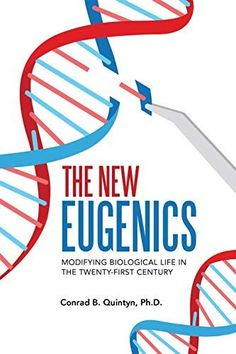 #Book Review of #TheNewEugenics from #ReadersFavorite Reviewed by Jamie Michele for Readers' Favorite