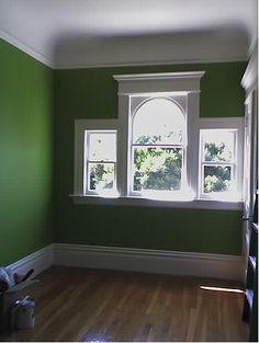 benjamin moore paint - ashwood moss   paint colors   pinterest