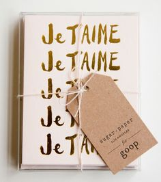 76 best packaging images on pinterest packaging ideas wrapping greeting card set in clear box with string across sides and kraft tag m4hsunfo