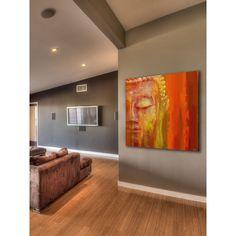 Parvez Taj 'Buddha' Canvas Art | Overstock.com Shopping - The Best Deals on Canvas Art