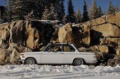 This BMW Gives 2002 Reasons to Keep Fixing It - Photography by Perry Kveton