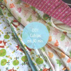 Hacer una cobija para bebé en 30 minutos - Mucho Color