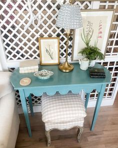 Scallop Console Table – Amy Berry Home