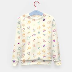 Kitchen Kid's Sweater, Live Heroes