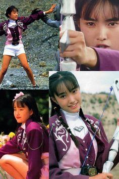 Mei Reiko Chiba, Go Go Power Rangers, Mighty Morphin Power Rangers, A Team, Picture Video, Pop Culture, Hero, Fan Fiction, Kamen Rider