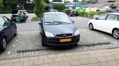 Ingezonden foto: Gevalletje ruim parkeren 3.0