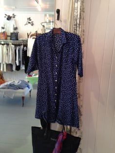 Silk Liberty print to wear as dress or tunic.