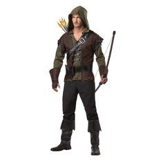 Costume Robin des Bois - Hommes - Costumes Adultes - Costumes