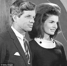 Nadire Atas on Jacqueline Bouvier Kennedy Onassis Jackie O Camelot Bobby and Jackie