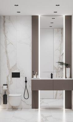 Black Bedroom Design, Bathroom Design Luxury, Modern Bathroom Design, Interior Design Living Room, Modern Toilet Design, Minimalist Toilets, Wc Design, Bathroom Design Inspiration, Shower Remodel