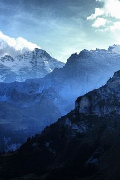 Beautiful mountains - (via morelovexoxo) - http://www.architectureartdesigns.com/the-30-most-beautiful-nature-photography/