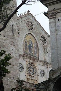 Santa Maria Assunta di Spoleto, Provincia di Perugia, Umbria - Italy