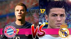FIFA 17 Demo GAMEPLAY ------------------------------------------ FIFA 17 Demo GAMEPLAY - BAYERN MUNCHEN vs REAL MADRID --------------------------------------------------------------------------------------------------------------- The wait is over. yes it is FIFA 17 DEMO. FIFA 17 DEMO has been released on 13th September 2016 and it is already a blast. The all new features in FIFA 17 has been great. There are 12 teams is FIFA 17 DEMO and a single match from FIFA 17 DEMO The Journey wher...