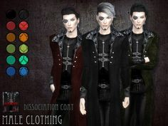 Dissociation coat by RemusSirion at TSR