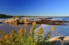 Kejimkujik National Park, Nova Scotia, Canada (photo by Eric Le Bel, via 500px). #Canada #travel