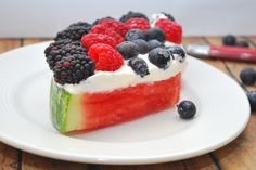 Summer Fruit Pie Fruit Pie, Summer Fruit, Raspberry, Cheesecake, Desserts, Food, Tailgate Desserts, Deserts, Fruit Tart