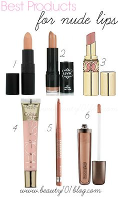 Suggestions for nude lips
