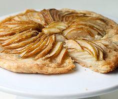Pear Crostata