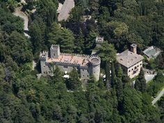 Castello dell'Oscano, Perugia (Umbria), Itália! Top 10 Most Beautiful Italian Castles Turned Into Hotels