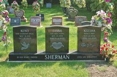 Pet Cemeteries and Crematories help Dogs and Cats rest in peace | Angies List #pet cemetery #pet memorial