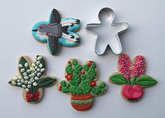 People cookie cutter ideas - Cookie Artisan - Flickr