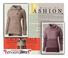 Tunic Sweater Styles by shoppingblitz on Polyvore featuring RoyalRobbins