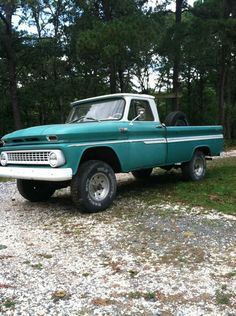1964 Chevy K10 4x4 Chevrolet Pick-up Truck four wheel drive