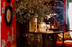 Foyer: Bryant Keller Interiors - eclectic - entry - new york - Rikki Snyder
