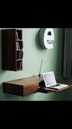 Un piccolo spazio x i propri momenti di lavoro, studio o privati..