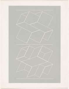 Es basen en teories de la Gestalt Discriminació figura-fons (Edgar Rubin) Llei de semblança, Llei de contrast Llei de proximitat Llei de continuïtat Convexitat Àrea Orientació  Josef Albers