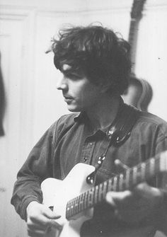 "Syd Barrett | ""In my opinion, his nervous breakdown would have happened anyway. It was a deep-rooted thing. But I'll say the psychedelic experience might well have acted as a catalyst. Still, I just don't think he could deal with the vision of success and all the things that went with it."" - David Gilmour on Syd Barrett"
