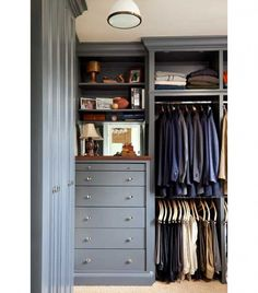 16 Dream-Worthy Closets We Want To Live In via @WhoWhatWear