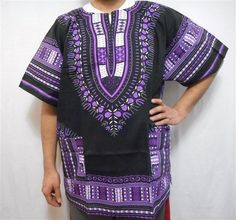 Black History Month Men Dashiki African Shirt Beach Vintage Blouse Boohoo Style #Decoraapparel #Dashiki