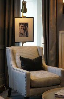 Cultura Femenina Wingback Chair, Armchair, Recliner, Accent Chairs, Lounge, Furniture, Home Decor, Culture, Feminine