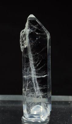 + Faden Quartz #minerals #rocks #crystal