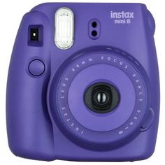 Fujifilm Instax Mini 8 Instant Camera in Grape