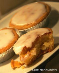 Mazariner or Swedish Almond Tarts, best enjoyed on an afternoon fika.
