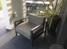 Sofá Barcelona – Muebles de hierro, latón, zinc, inox. sillas, taburetes, sofas