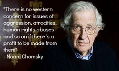 chomsky quotes