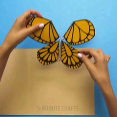 5 Min Crafts, Easy Paper Crafts, Diy Home Crafts, Diy Arts And Crafts, Creative Crafts, Crafts For Kids, Little Gifts For Him, Elephant Quilt, Camping Crafts