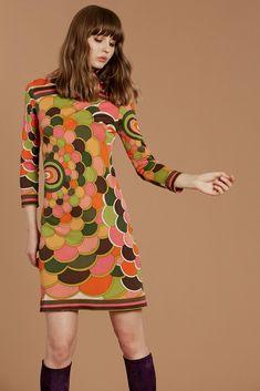 Baby Strange 60's Emilio Pucci Dress
