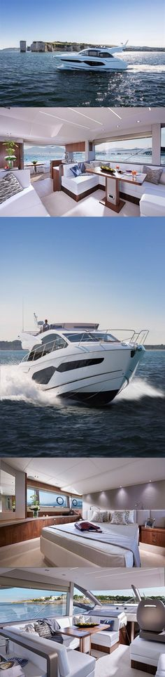 New Sunseeker Manhattan 52