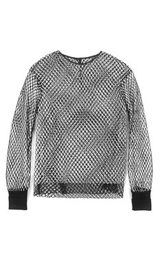 DION LEE Moire Sweater $855 ($428 deposit)